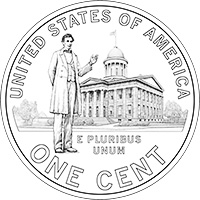 2009 Lincoln Cent Lincoln Cent