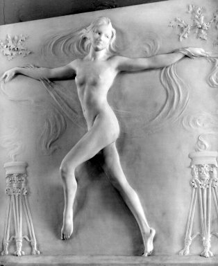 Girl Dancing by Bela Lyon Pratt